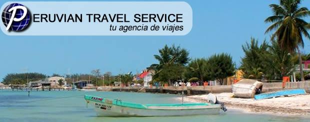 paquete turístico Playa del Carmen