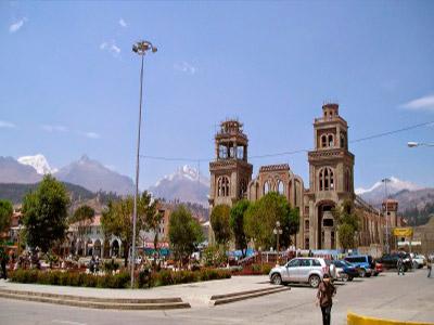 Paquete Turístico Nacional Huaraz