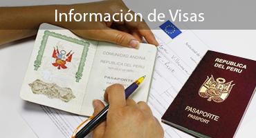 Paquetes Turisticos,Visa