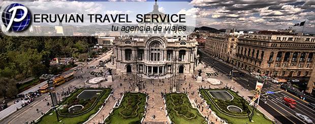 paquete turístico Ciudad de Mexico