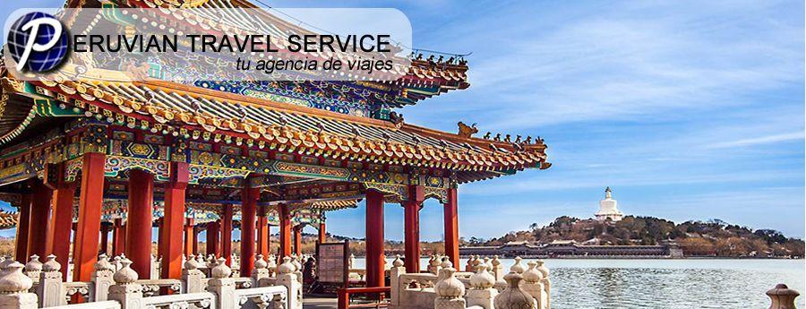 paquete turistico de China