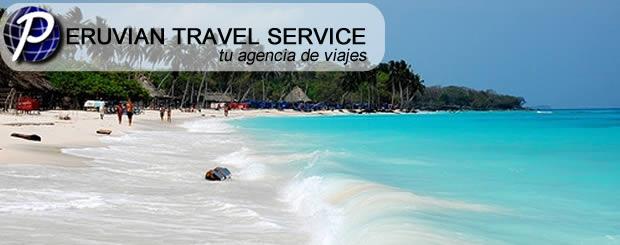 paquete turístico Isla Baru