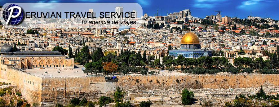 paquete turistico de  Israel y Jordania