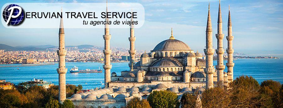 paquete turistico de Turquia