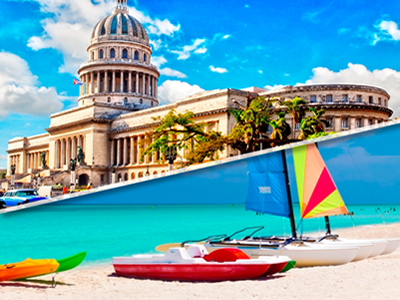 Paquete Turístico Año Nuevo a La Habana y  Varadero
