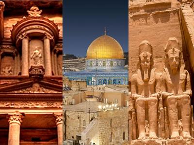 Paquetes a Medio Oriente